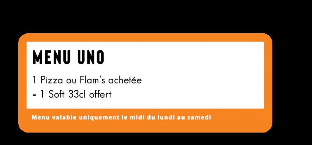 menu uno